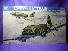 [Trumpeter] C47A Skytrain