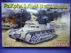 [Dragon] PzKpfw I Ausf B DAK