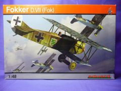 [Eduard] Fokker DVII (Fok)