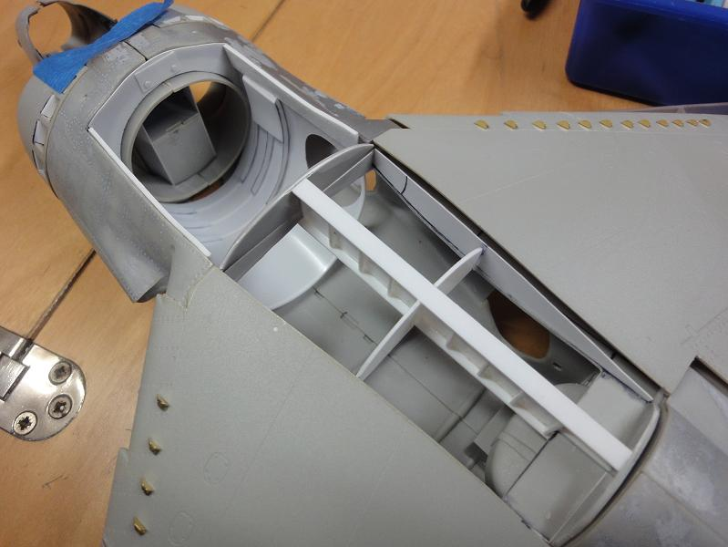 Scale Modellers Malaysia Airfix 1 24 Harrier Gr3 Part 4