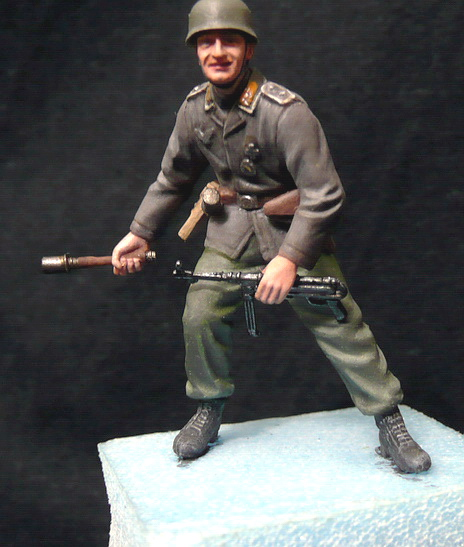 Scale Modellers Malaysia - DML 1/35 German Fallschirmjager ...